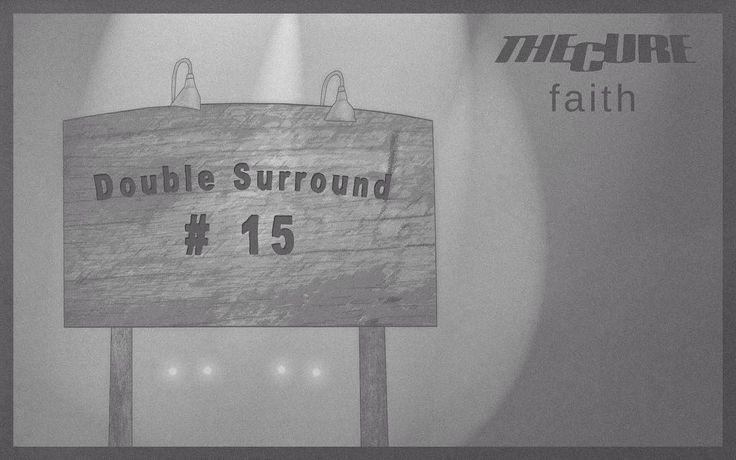 2016 - Double Surround #15: The Cure - Faith (1981) #ilyablack #doublesurround #thecure #cure #faith #postpunk #gothicrock #постпанк #готикрок #album #albumreview #review #статья #обзор #art #artwork #graphic #design #illustration #minimal #gallery #арт #графика #иллюстрация #галерея #оформление