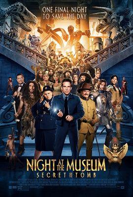 Night At The Museum: Secret Of The Tomb (Una noche en el museo 3: El secreto de la tumba)