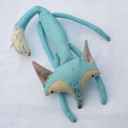 Fox by Abigail Brown - love her work