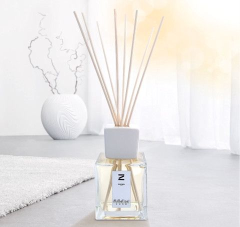 We Now Offer Millefiori Milano Fragrance Oil Reed Diffusers & Refills.