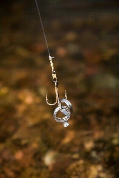 Great idea for a couple that likes to fish and is getting married. Perfect to put on a wedding invitation