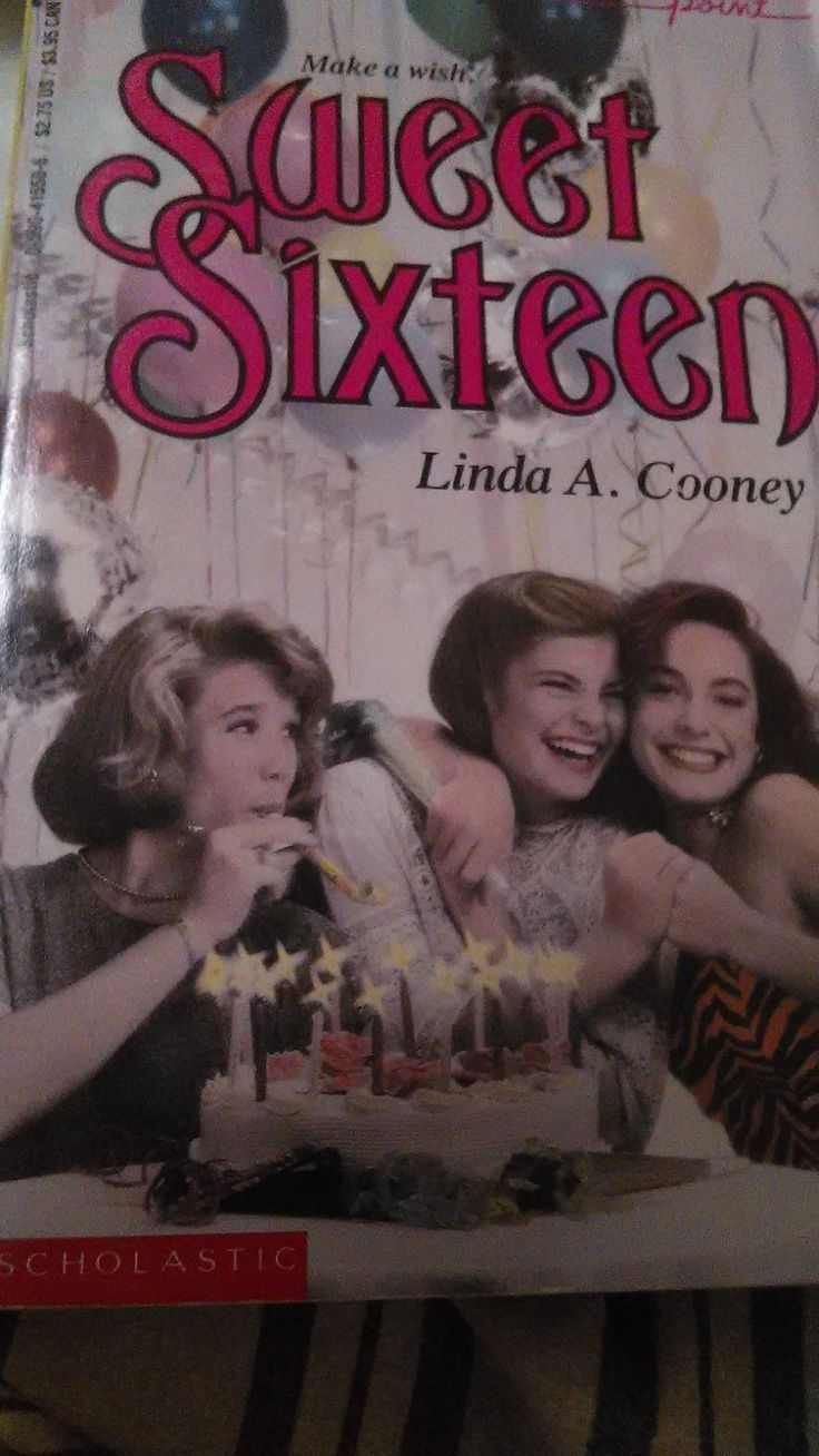 Sweet Sixteen by Linda A. Cooney (1989, Paperback) 590415506 | eBay