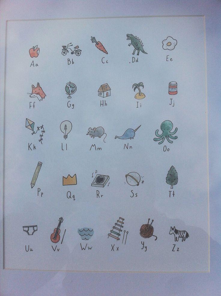 ABC - Steer Illustrations