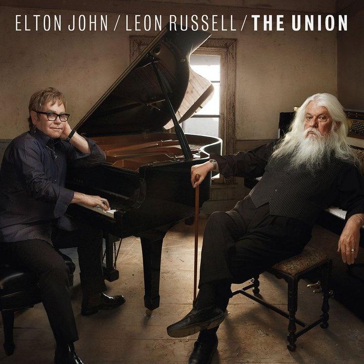 Resultado de imagen para Elton John & Leon Russell - The Union (2010) [Vinyl