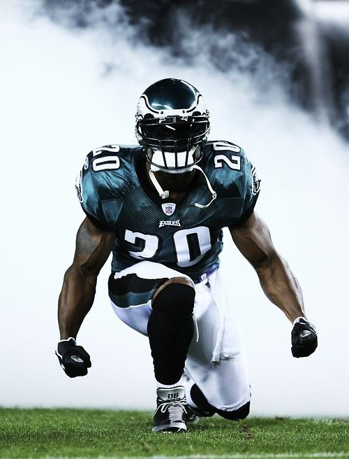 Brian Dawkins - Philadelphia Eagles One of the best Eagles ever. Played with heart! When football was still football. Weapon X!!