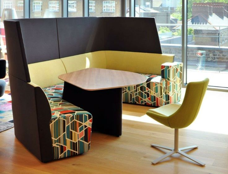 Away From The Desk Upholstery System Http Www Orangebox