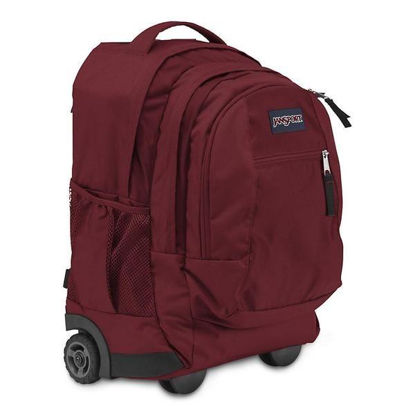 JanSport Driver 8 Backpack - Viking Red