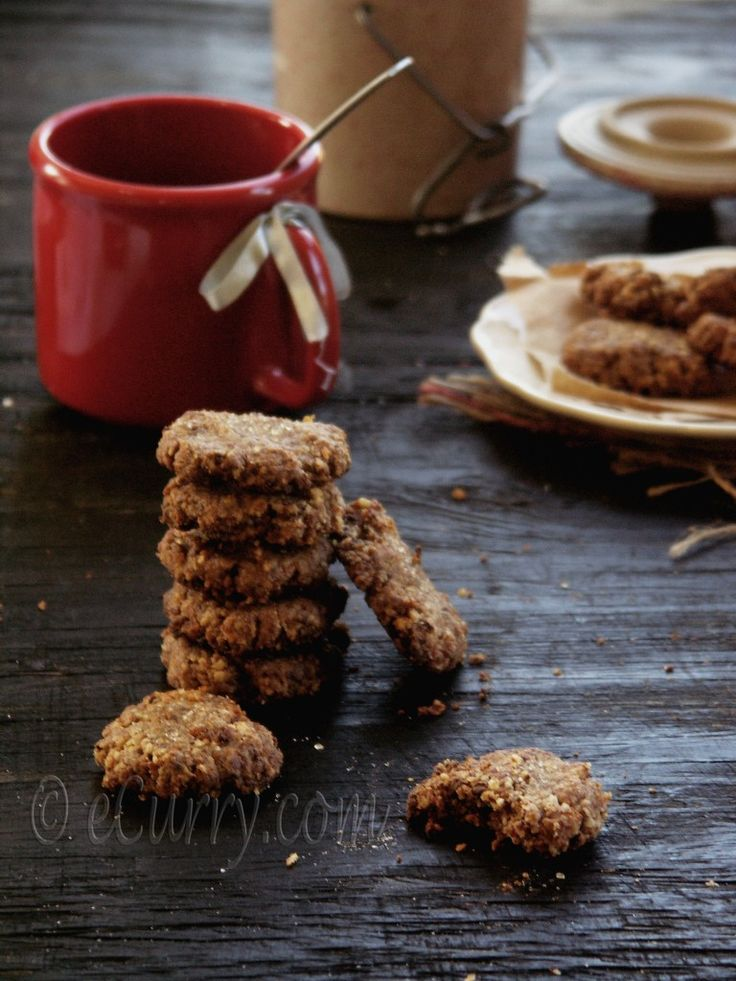 spiced walnut date and chocolate cookies-gluten free