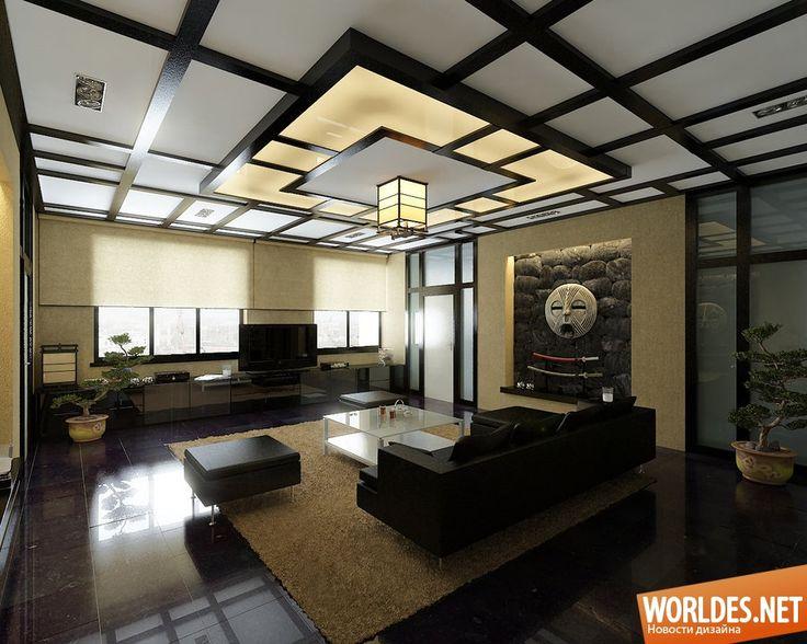 дизайнерский потолок в офисе: 19 тыс изображений найдено в Яндекс.Картинках