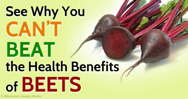 Here are six reasons why you should add sugar beets and other varieties of beets to your diet.