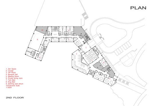 Jiahe Boutique Hotel,Floor Plan 2