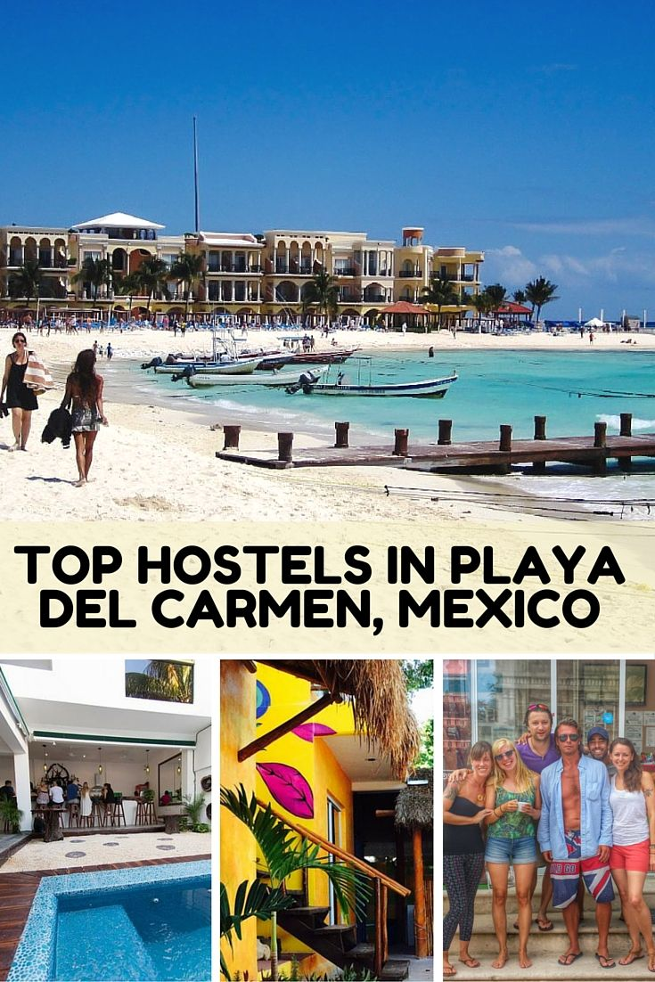 The Best Hostels in Playa del Carmen, Mexico:  If you are like the thousands of backpackers and budget travelers who visit Play del Carmen every month then you are on the hunt for affordable accommodations in this spectacular Mexican beach destination. No worries, we are here to weed out the duds and to help you find and book the very best hostels in Playa del Carmen.