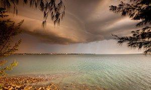Images of Australia: Shelf cloud over Darwin, Northern Territory