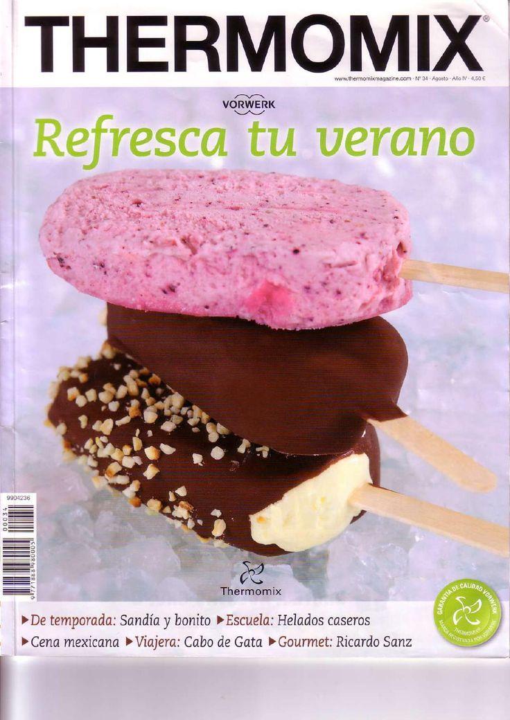 ISSUU - Revista thermomix nº34 1 refresca tu verano de argent