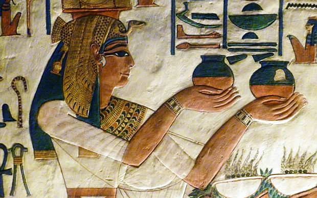 What happened to the missing mummies of Egypt's lost queens? - Via the Telegraph. 8/4/2014.