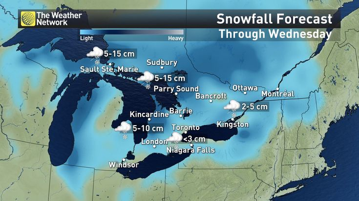 News - More extreme cold, squalls continue in Ontario - The Weather Network