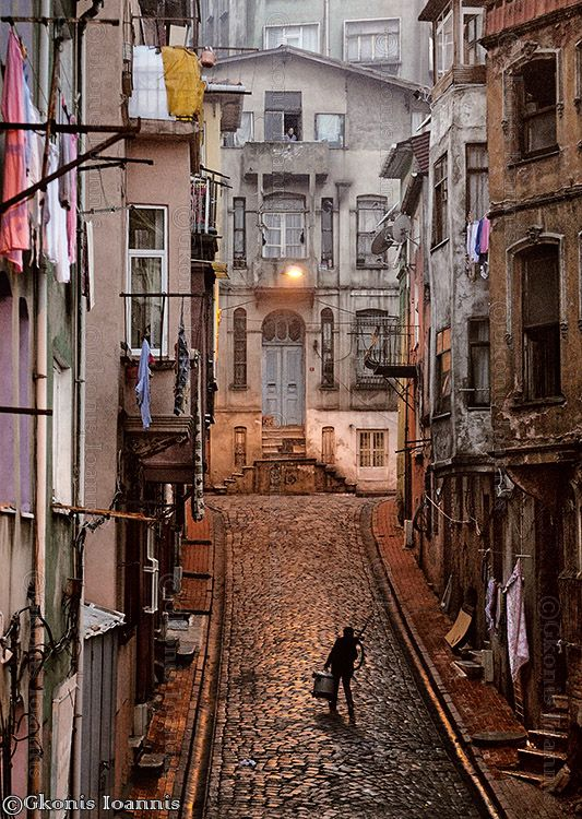 Fener District - Fatih, Istanbul