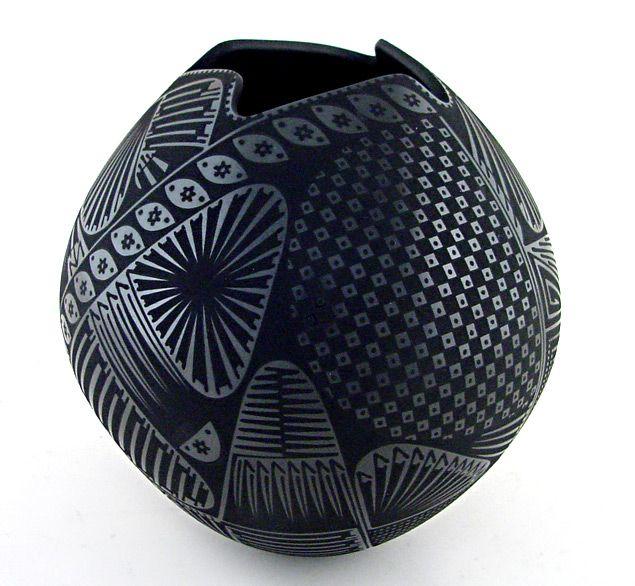 Mata Ortiz pottery