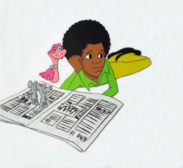 Jackson 5 Cartoon Characters : Best the jackson five cartoons images on pinterest