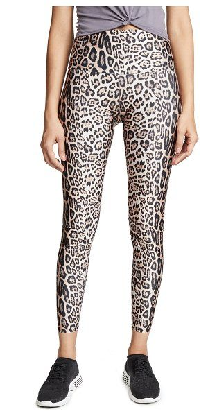 f04aafba0b ONZIE High Rise Leggings in 2019 | Animal Prints | Leggings, Leopard ...