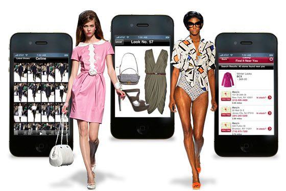 The Ten Best Fashion Apps -- The Cut