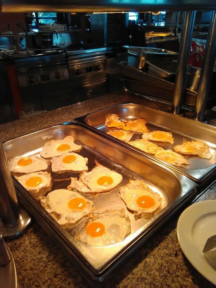 Delicious breakfast at @lPorto Carras !