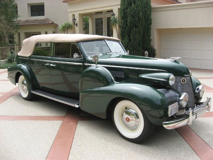 1939 Cadillac 75 Fleetwood..Re-pin brought to you by agents of #Carinsurance at #HouseofInsurance in Eugene, Oregon
