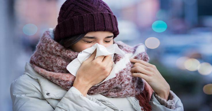 Cómo saber si tienes alergia estacional o un resfriado