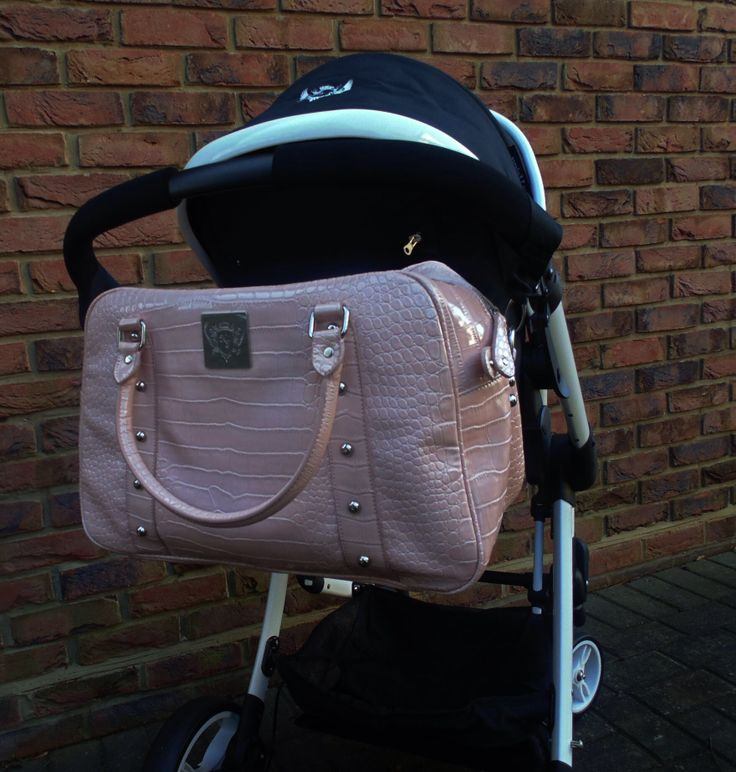 Courtenay baby changing/diaper bag.