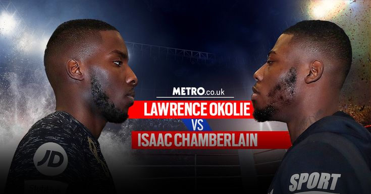Lawrence Okolie vs Isaac Chamberlain LIVE: Updates and results from the London grudge match #Boxing #AnthonyJoshua #allthebelts #boxing