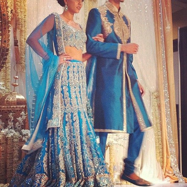 South Asian Bridal and Formal Wear ~ Secret Wedding Blog