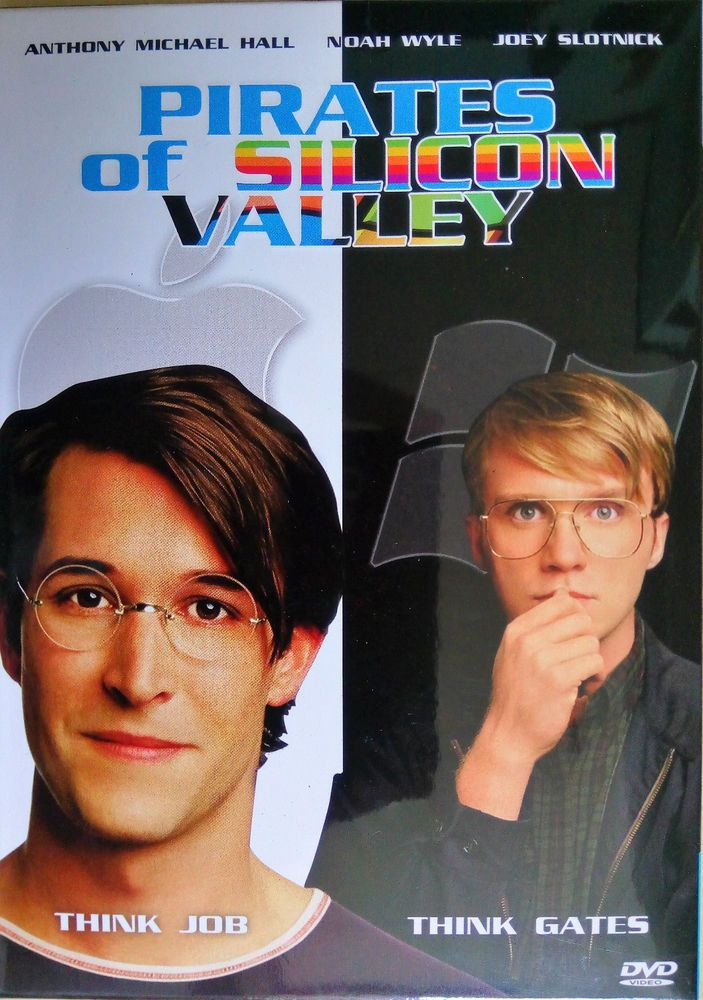 The Pirates of Silicon Valley [DVD R0] (1999) Bill Gates,Steve Jobs