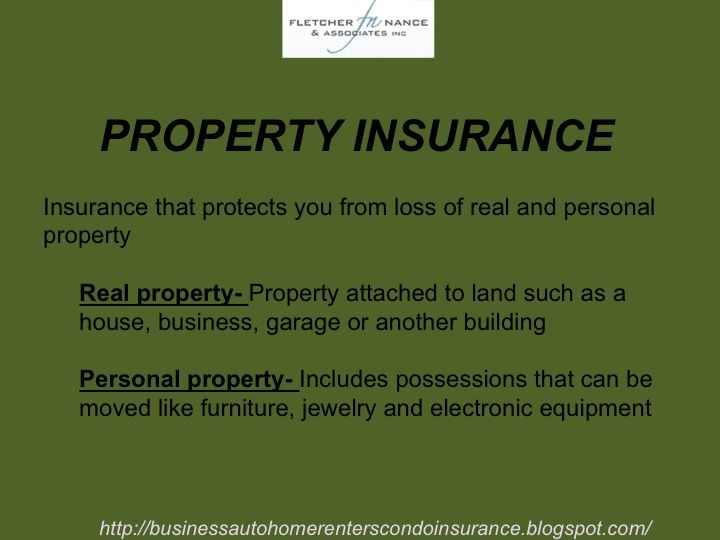 Auto, Home, Renters, Condo, Boat, or Watercraft, Motorcycle, RV, Umbrella, Landlord Protection Insurance