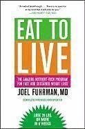 bokomslag Eat To Live