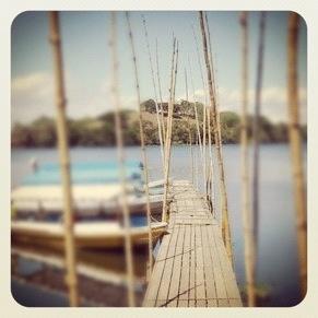 Disfruta de un fin de semana relajante en #nanciyaga a la orilla de la #laguna de #Catemaco  http://www.turismoenveracruz.com.mx/nanciyaga.htm #Veracruz #hospedaje