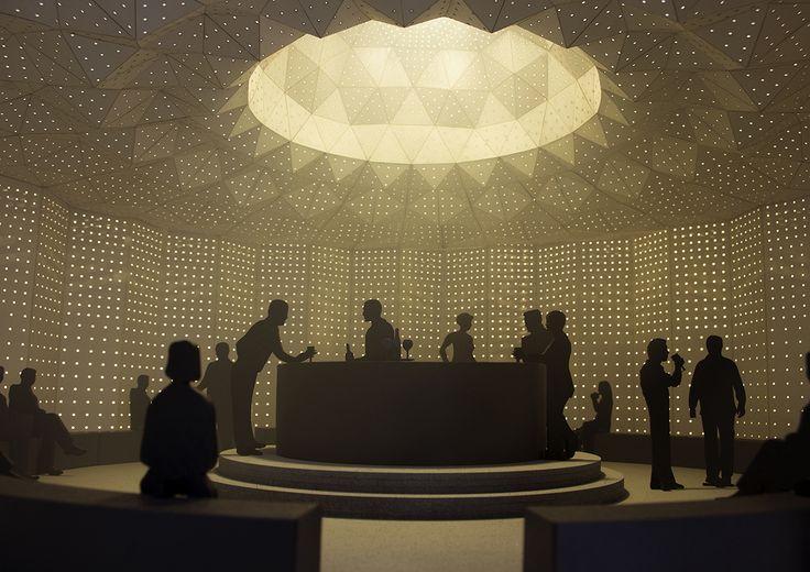 NOV'82 Architecten heeft samen met Stoltenborgdeboer Architecten een bar ontworpen voor de Interieur Biennale 2014 in Kortrijk (België). CONCEPT In het midden van de commerciële stands, stellen we...