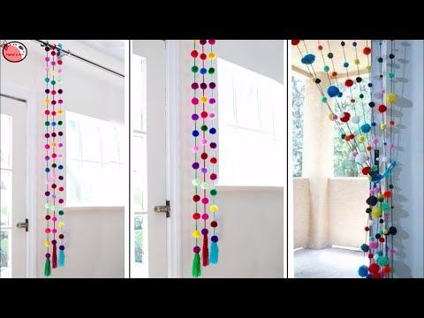 Pom Pom!!! Wall Hanging  7b1ef429cd