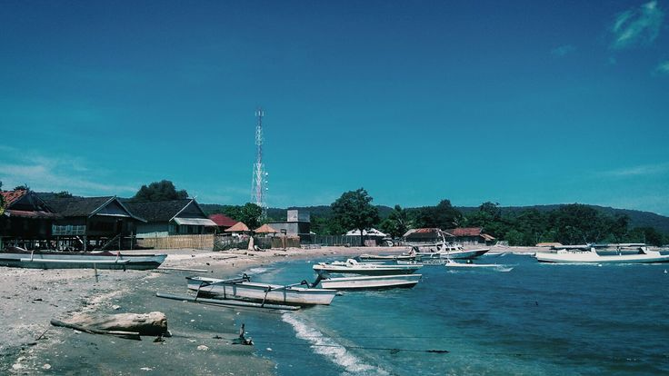 Labuan Aji, Moyo Island, NTB, #Indonesia.