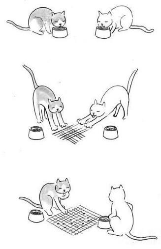 Cat go :)) Thanks Dave Chen