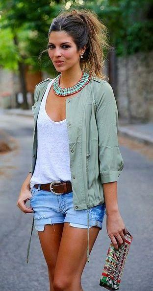 Y. A. Q. - Blog de moda, inspiración y tendencias: [Y ahora qué me pongo con] Un collar grande