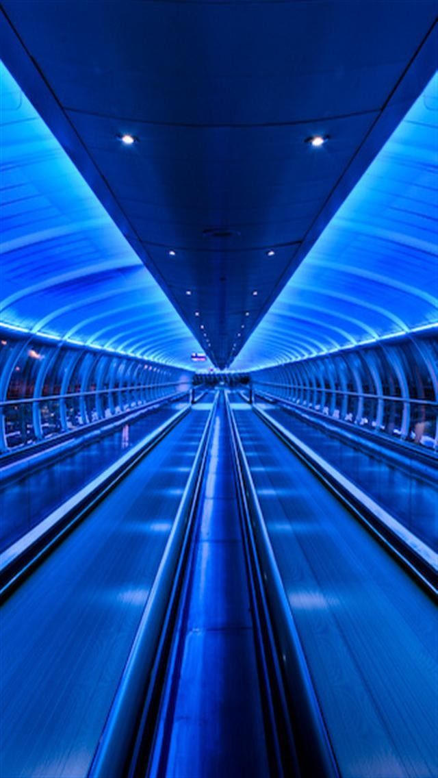 Blue Tunnel-640x1136 wallpapers.jpg 640×1,136 pixels
