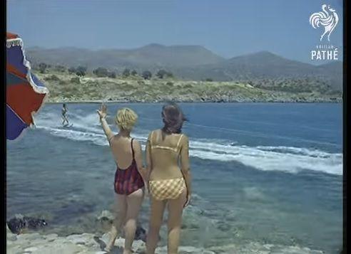 Ο τουρισμός στην Κρήτη πριν από 50 χρόνια! (VIDEO)