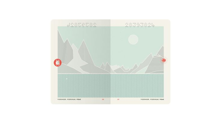 <p>February 2014 the Directorate of Police and Criminal Police of Norway invited the market to a design competition for a new passport outlook. The purpose was to find a unique concept which would be