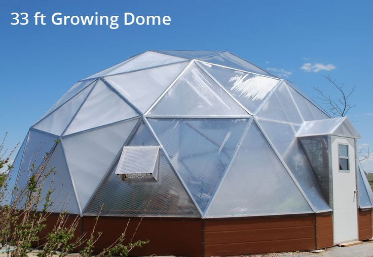 Growing Dome green house kit