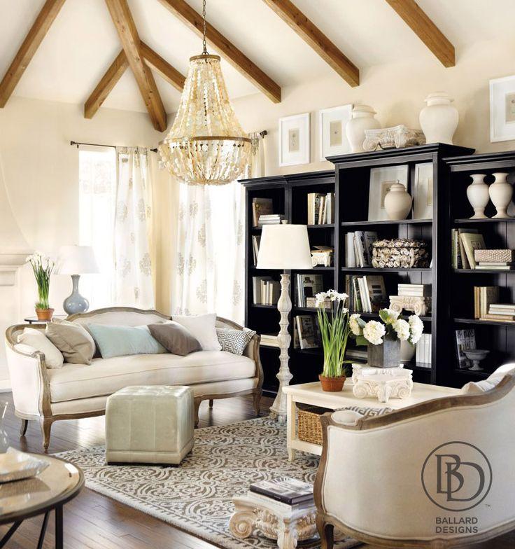 Come celebrate Spring with Ballard Designs.--bookcase design - 12 Best Bookcase Images On Pinterest