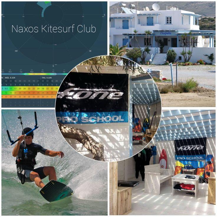 """Meltemi"" is coming,hurry up. Check: #kitesurf #kitesurfing #travel"