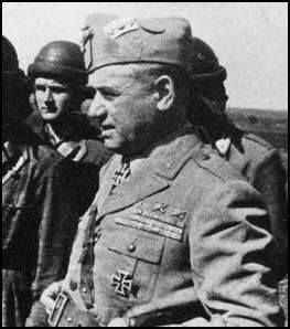 January 26, 1943 North Africa After quarrels with the Italian High Command, to whom he is responsible, Rommel is told he is to be relieved by the Italian General Messe. Rommel does not relinquish authority at this time.