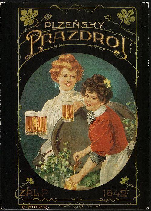 PhilaSeiten.de: Motiv Bier: Stempel, Belege und Anderes