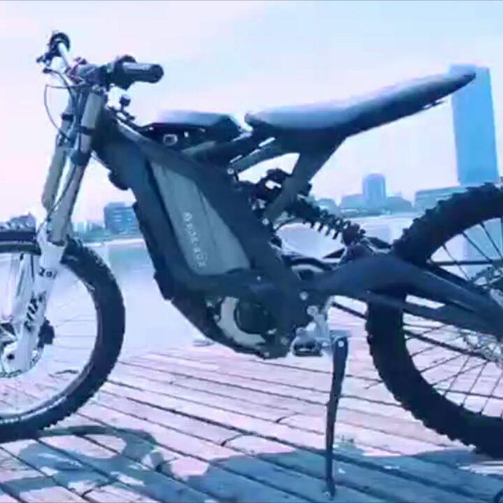"""SUR RON Firefly - Electric Dirt Bike Evnerds.com Latest News @evnerds . . . . . . .Ignore the…"""
