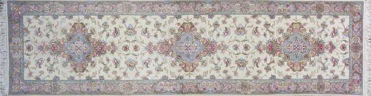 TABRIZ 60 R – N. 340402 – cm. 317 x 86 – Tappeti Orientali e Moderni Vendita Online Outlet